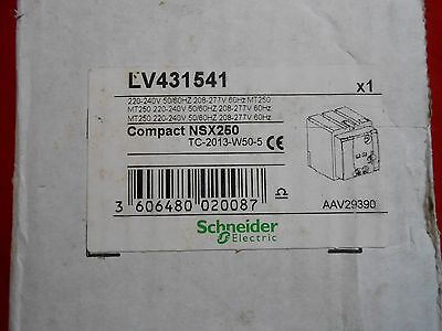 Schneider Electric LV431541 Motor Mechanism Module for Compact NSX250 New
