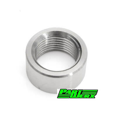 M18 AFR Exhaust Gas Temp o2 Lambda Sensor Boss Nut For Custom Made Exhaust Weld
