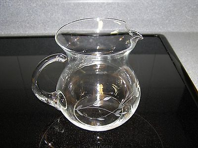 Princess House Heritage One Quart Pitcher