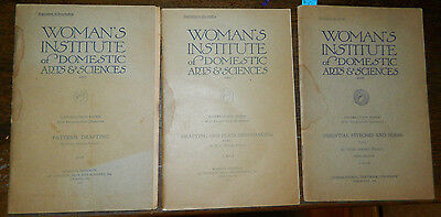 Women's Institute of Domestic Arts & Sciences. 1915-1920 3 Issues