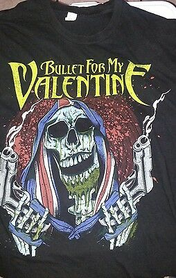 Bullet for My Valentine  T shirt XL