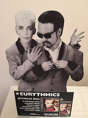 Eurythmics-Annie Lennox STANDEE.1991 (80'S NEW WAVE MUSIC)