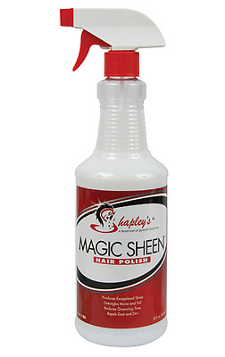 Shapleys Magic Sheen Silicone Hair Polish 32oz