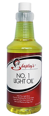 Shapleys No 1 Light Oil 32oz