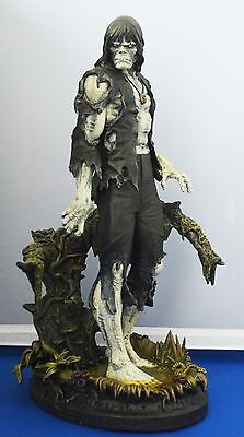 MARVEL UNIVERSE PAINTED STATUE - ZOMBIE by RANDY BOWEN * VERY RARE *