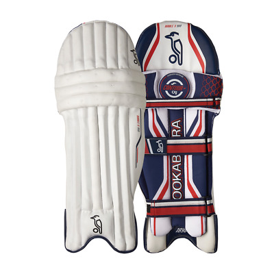 Kookaburra Bubble Pro Players Batting Leg guard (Pads) (RH) - Free Ship