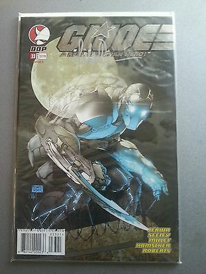 GI Joe #33 Turner Signed Foil Cover Graham Crackers Excl. 1 of 200 limited COA