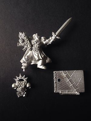 Warhammer 40K LEONATOS Blood Angels Black Library Ltd Edition Space Marine