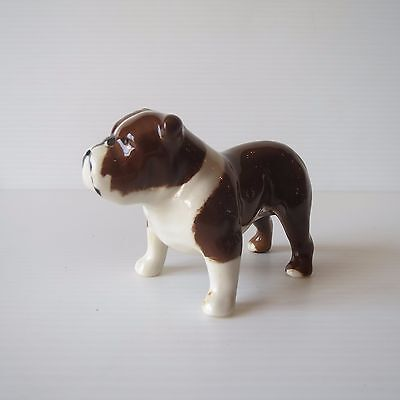 Vintage Beswick Figure, Bulldog, 1781, Lovely Cute Collectible Animal