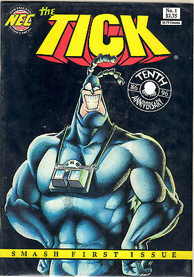 The Tick No. 1 Tenth Anniversary