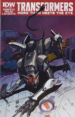 Idw Transformers More Than Meets The Eye #42 Comic Regular Cover