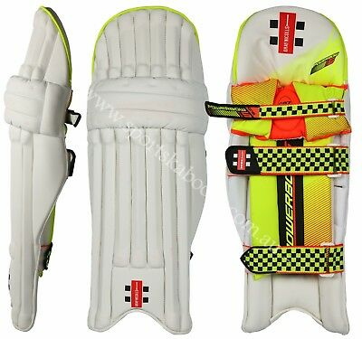 Gray Nic Powerbow GN6 Cricket Batting Pad (Player Grade), AU Stock Free Ship