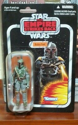Star Wars - The Empire Strikes Back - Imperio Contraataca - Boba Fett - Kenner