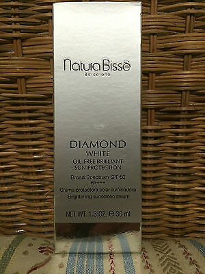 Natura Bissé DIAMOND WHITE OIL-FREE BRILLIANT SUN PROTECTION BROAD SPECTRUM