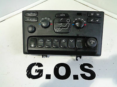 Volvo Xc90 Heater Control Panel - Dual Climate - Heated Seats - 8682734 - T2