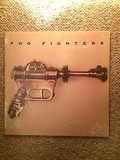 Foo Fighters Foo Fighters Original 1st 1995 Pressing Roswell Records