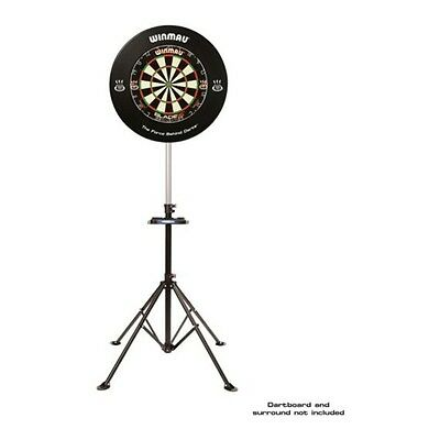 Winmau Xtreme Dartboard Stand 2 Portable Adjustable Steel Dart Board Stand