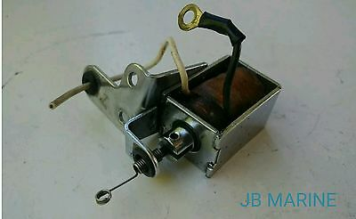 Yamaha Mariner 25hp 30hp Choke Solenoid Switch Outboard 1984-1990 Used Parts