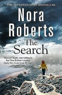 The Search by Nora Roberts Paperback