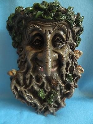 Tree Ent Large Face Wall Plaque (mark 2)/Greenman/Garden and Home/39675