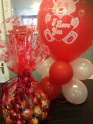 Ferrero Rocher & Balloon Display  Chocolate Bouquet - Perfect Gift -