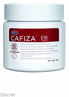 Urnex Cafiza Coffee Cafe Barista Espresso Machine Cleaning Tablet (100pc)