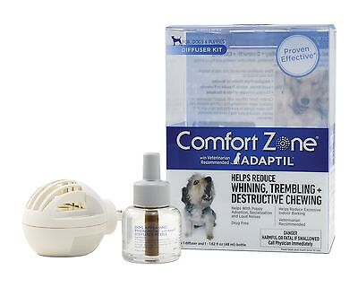 Comfort Zone Adaptil Products for Dog Calming Diffuser Kit