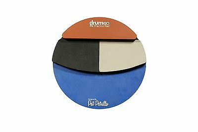 Drumeo P4 Practice Pad - The Best Drum Practice Pad On The Planet