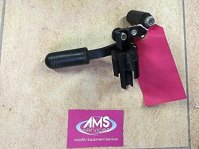 Standard Wheelchair Complete Left Side Brake Assembly - Parts