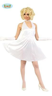 Costume Marilyn Monroe Travestimento Donna Carnevale Adulto Movie Star