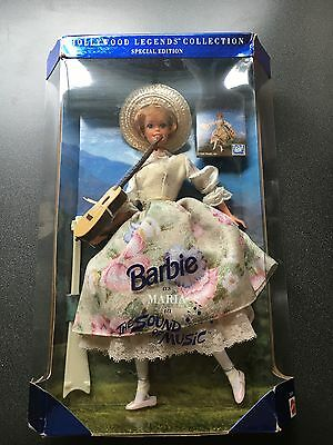 Barbie Hollywood Legends Collection The Sound of Music Maria Doll Special (#1-2)