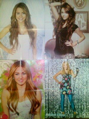 Miley Cyrus posters big collection