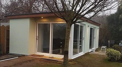 Garden Room / Home Office / Studio / Summer House / Log Cabin Fully insulated