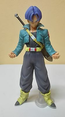 Dragon Ball Z Master Stars Piece Trunks Figure Figura No Box