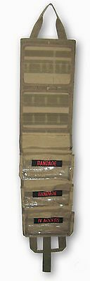 Tccc Medical Pack Insert With Name Tapes (30-0945)