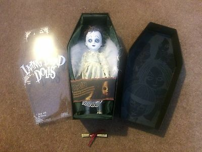 Living Dead Doll: Rain (series 11) very rare. Complete Boxed