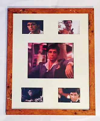 Al Pacino giant Scarface hand signed iconic framed picture display with COA