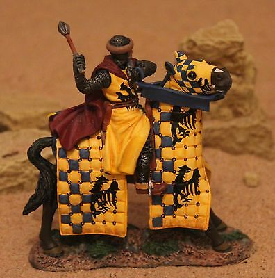 King And Country Knights Crusaders Mk116  Toy Soldiers   Britains