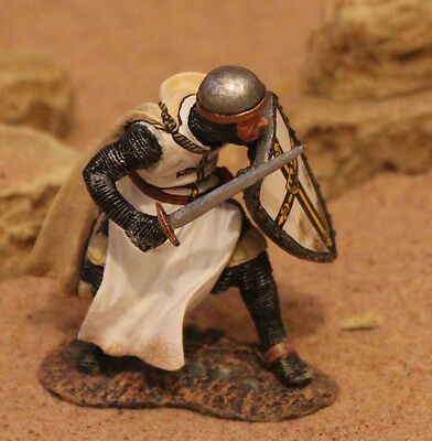 King And Country Knights Crusaders Mk118  Toy Soldiers   Britains