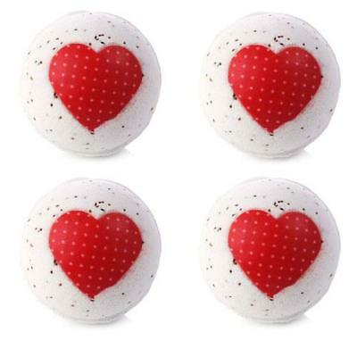 Bomb Cosmetics Summer Of Love Bath Blaster 4 Pack FREE P&P