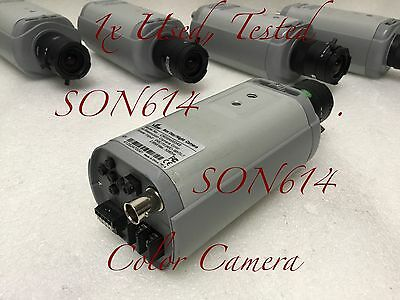 DeView CR3SNWDRS CCTV Security Color 690 HTVL WDR Camera w// Ultrak 3.5-8mm Lens
