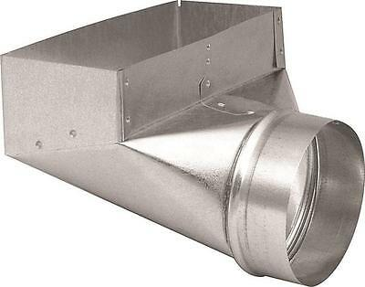 Imperial GV0604 REGISTER ANGLE BOOT 30 ga 90 deg Angle Steel Galvanized REGISTRE