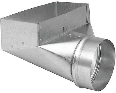 Imperial GV0605 REGISTER ANGLE BOOT 30 ga 90 deg Angle Steel Galvanized REGISTRE