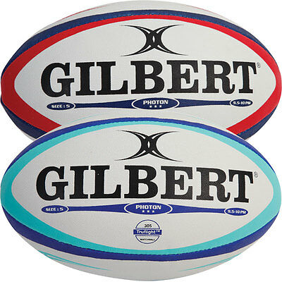 Gilbert Photon High Quality Match Rugby Ball - Size 5