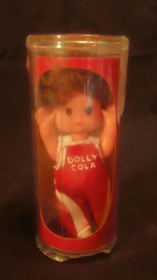 Collectible Dolly Cola Doll