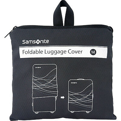 Samsonite Travel Accessories Foldable Luggage Cover Luggage Accessorie NEW