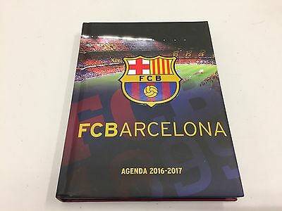 FC Barcelona School Diary 2016-2017   Official FCB Product