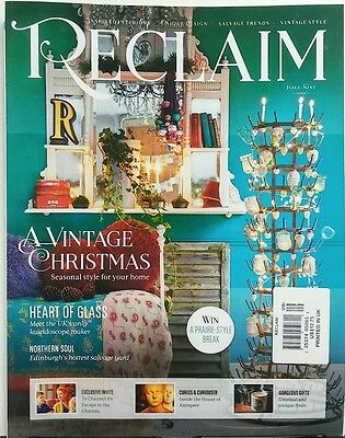 Reclaim UK Christmas 2016 Seasonal Style For Your Home Trends FREE SHIPPING sb
