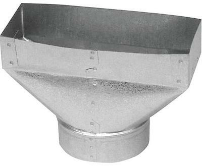 Imperial GV0683-A REGISTER UNIVERSAL BOOT 30 Ga Steel Galvanized CARTER REGISTRE