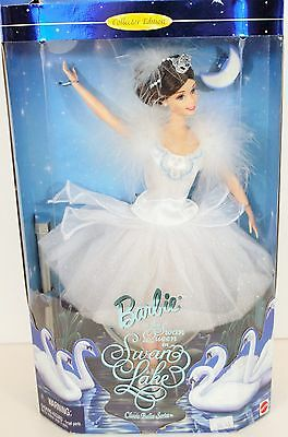 Barbie Doll Collectors Beautiful Doll The Swan Queen In Swan Lake 1998 / NIB